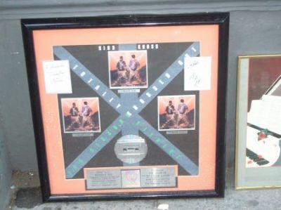 Kriss Kross plaque